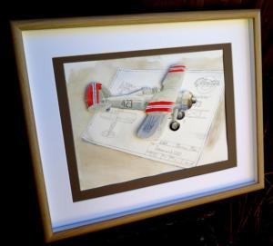 Gloster Gladiator GG423